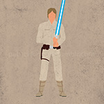 Star Wars: The Empire Strikes Back Minimalist