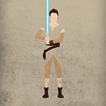 Star Wars: The Force Awakens Minimalist