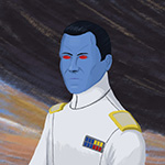 Star Wars: Grand Admiral Thrawn Art History