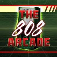The 808 Arcade Facebook Profile Picture