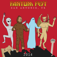 Fantom Fest 2014 T-Shirt