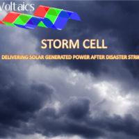 E-Voltaics Trade Show Banner