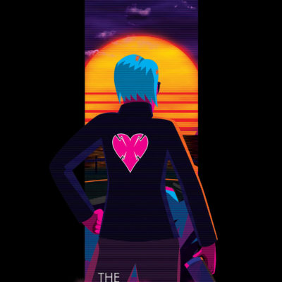 The Heartbreaker 2 Art Print