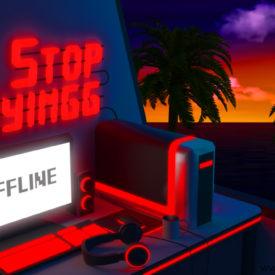 twitch.tv Offline Screen
