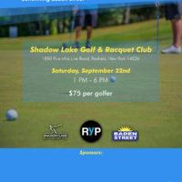 RYP - Golf Tournament Flyer
