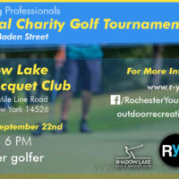 RYP - Golf Tournament Facebook Graphic
