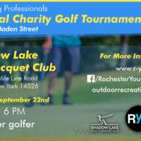 RYP - Golf Tournament Facebook Graphic