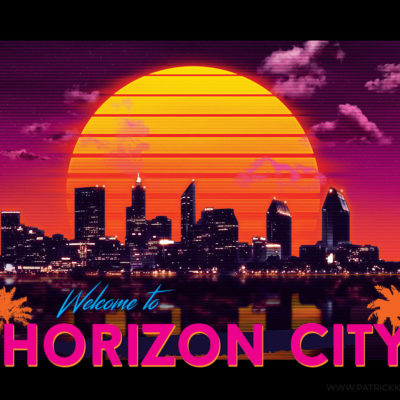 Welcome to Horizon City