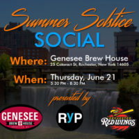 RYP - Summer Solstice Social Graphic