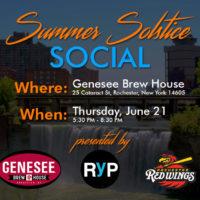 RYP - Summer Solstice Social Graphic