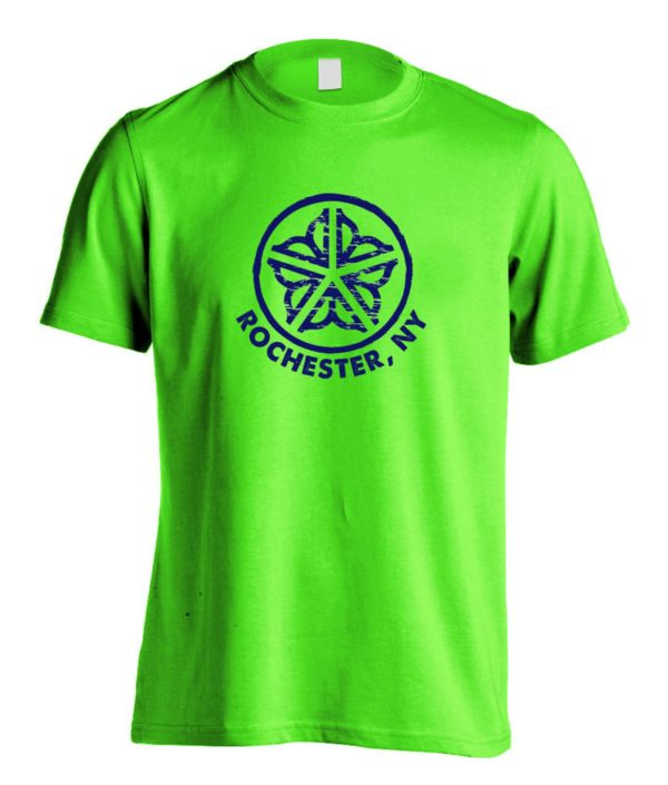 Officially Licensed Rochester Logo T-Shirt