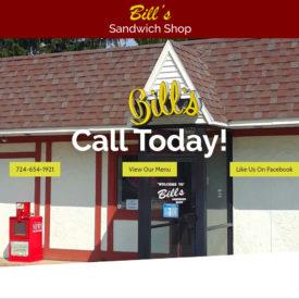 Bill's Sandwich Shop