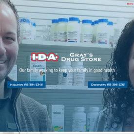 Gray's IDA Drug Store