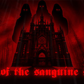 D&D Roll20 Title Banner - Curse of the Sanguine Saints
