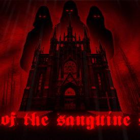 D&D Roll20 Title Banner - Curse of the Sanguine Saints