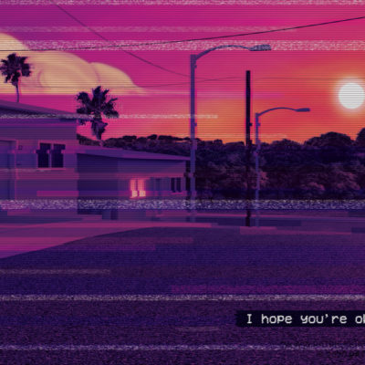 I hope you're ok