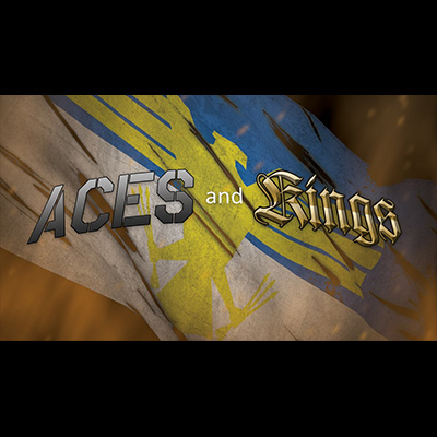 Aces & Kings Comic Trailer