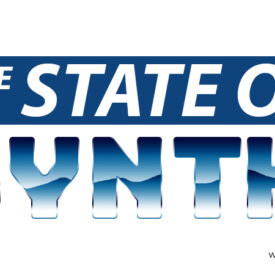 The State of Synth Logo - Unused Design