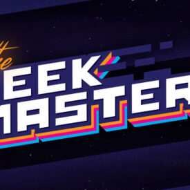 The Geekmasters Facebook Cover Picture