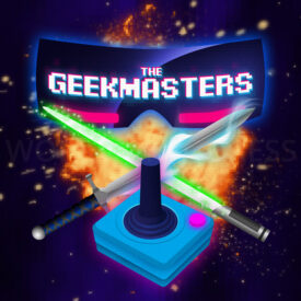 The Geekmasters Facebook Profile Picture v3