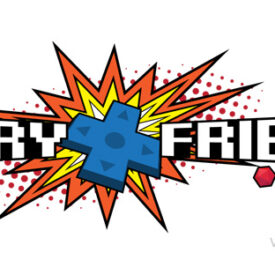 Story+Friends Twitch and Facebook Logo