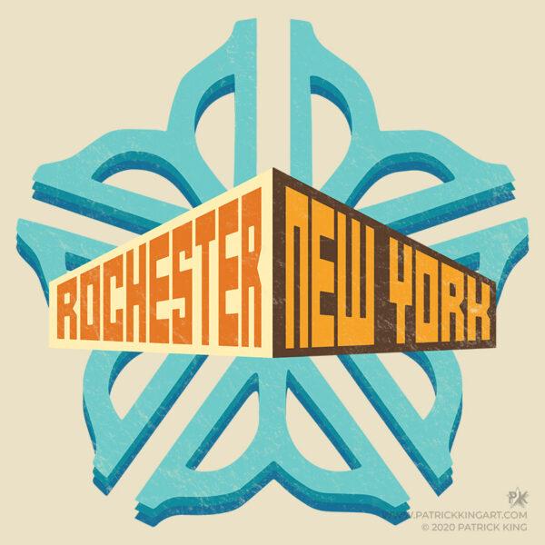70s-Inspired Rochester