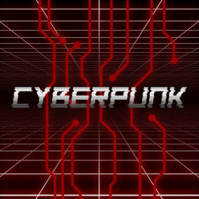 Cyberpunk Art Prints and Posters