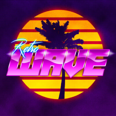 Retrowave Art Prints and Posters
