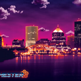 Neon City - Rochester