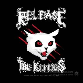 Release the Kitties: Dethklok Home For Wayward Cats